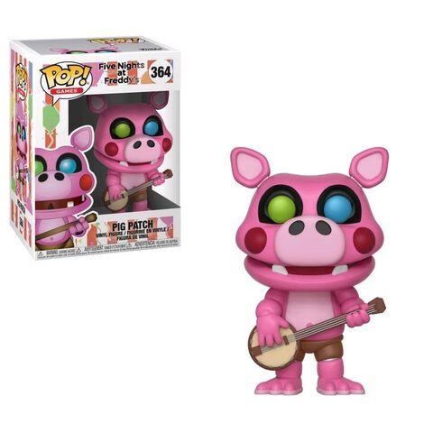 Figurine Funko Pop! N°364 - Five Nights At Freddy's Pizza Simulator - Pigpatch