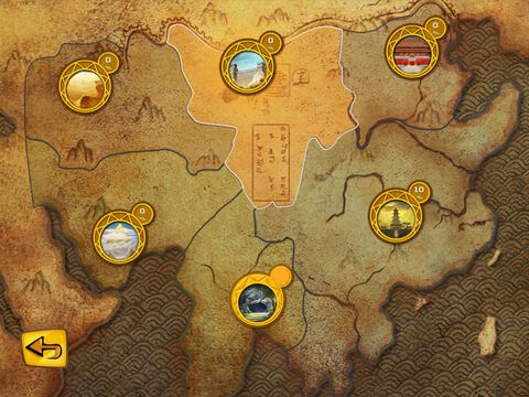 Les Mystérieuses Cités d'or : Mondes Secrets