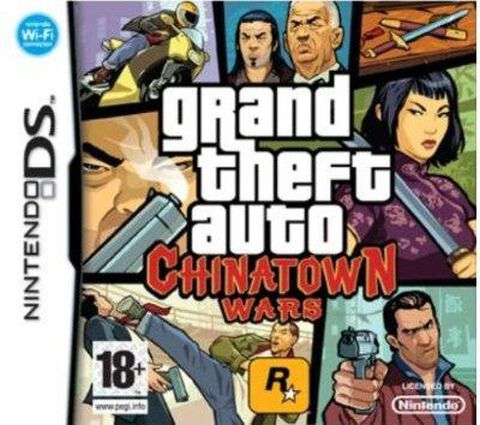 Grand Theft Auto Chinatown Wars (gta)
