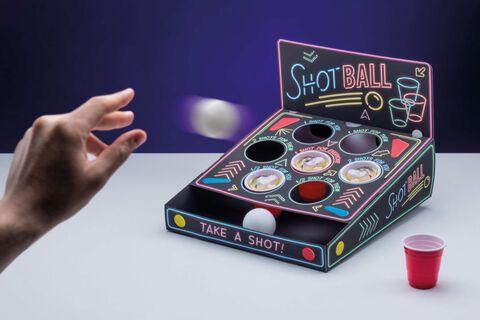 Jeu - Shot Ball