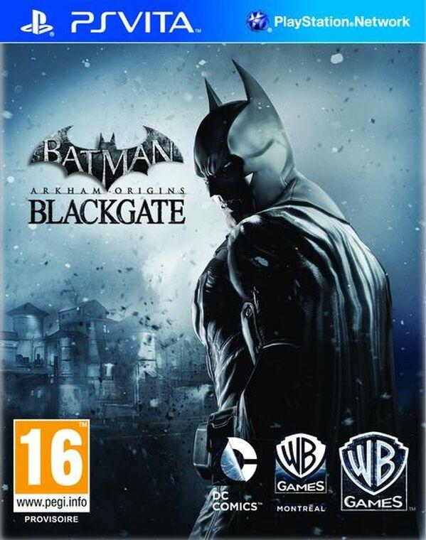 Batman : Arkham Origins Blackgate