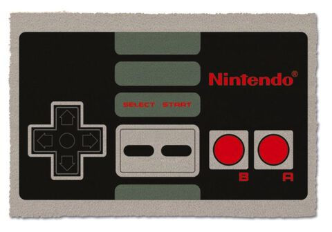 Paillasson - Nintendo - Manette NES