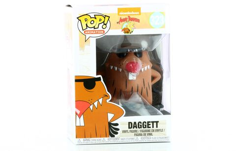 Figurine Funko Pop! N°323 - 90's Nickelodeon - Dagget