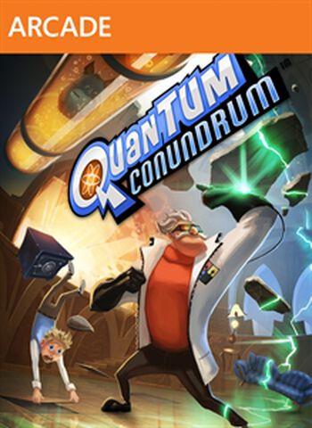 Quantum Conundrum - Jeu complet - Version digitale