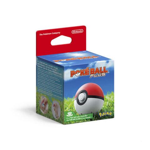 Poke Ball Plus
