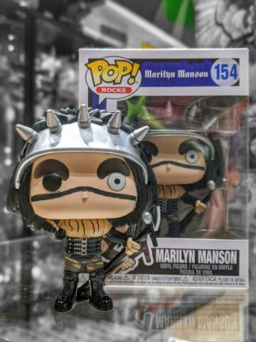 Figurine Funko Pop! N°154 - Marilyn Manson