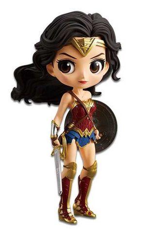 Figurine Q Posket - Justice League - Wonder Woman