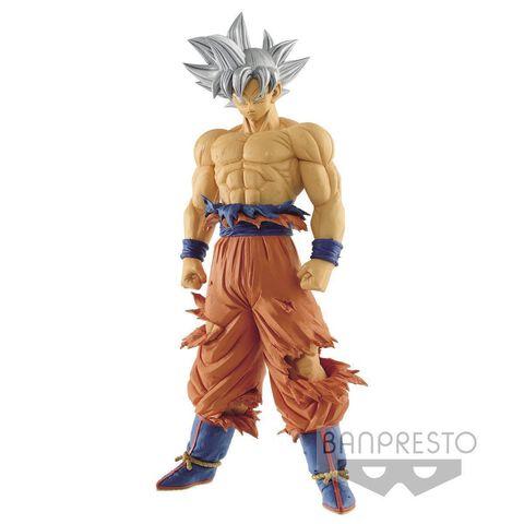 Figurine Grandista - Dragon Ball Super - Sangoku Ultra Instinct