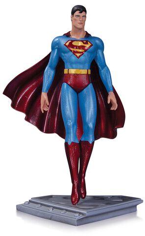 Statuette DC Collectible - Superman - The Man of Steel de Moebius 21 cm