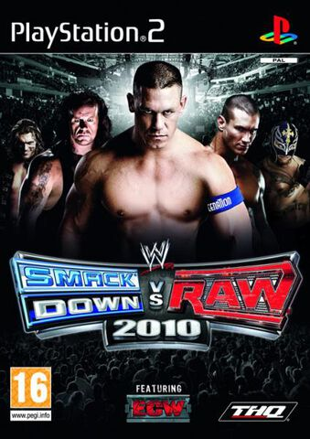 Wwe Smackdown Vs Raw 2010 Platinum