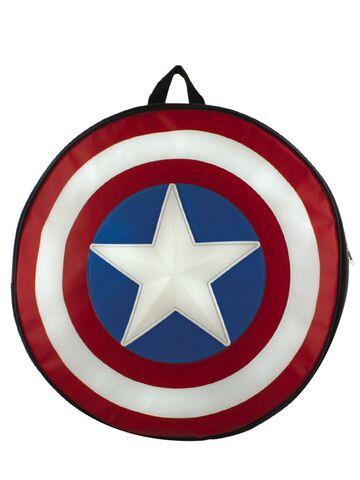 Sac A Dos Rond - Captain America - Bouclier Captain America
