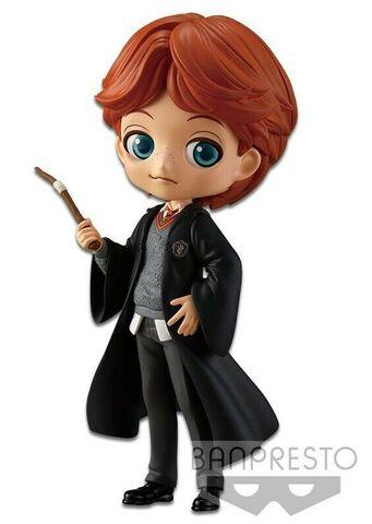 Figurine Q Posket - Harry Potter - Ron Weasley Version Standard