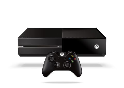 Xbox One Noire 500 Go - Occasion Pack+