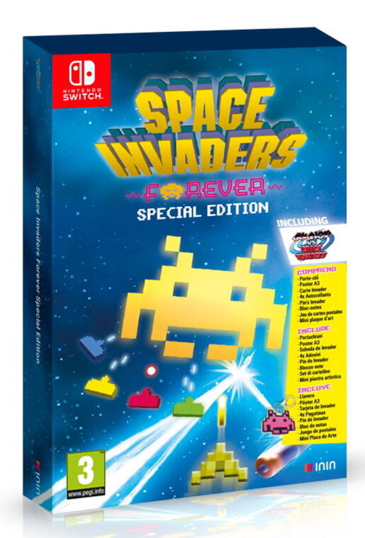 Space Invaders Special Edition