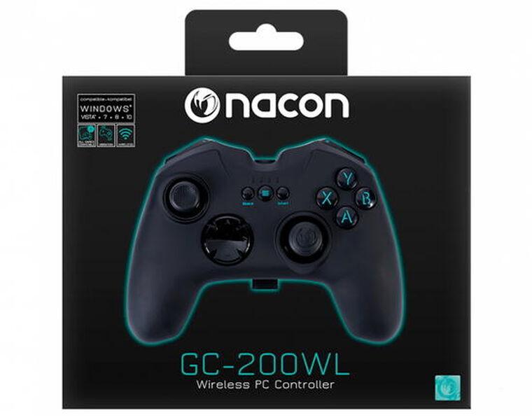 Manette Gaming Sans Fil Nacon Gc-200wl