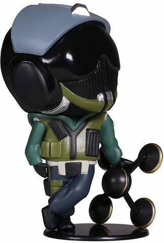 Figurine - Rainbow 6 - Six Collection Chibi Jager