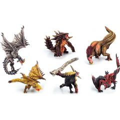 Figurine - Monster Hunter - Builder Monster Hunter