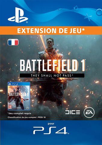 DLC 1 - Battlefield 1 They Shall Not Pass