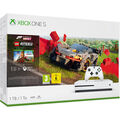 Pack Xbox One S 1to Blanche + Forza Horizon 4 (téléchargement) + Dlc Lego