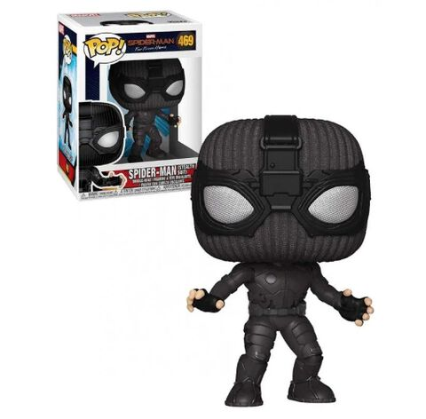 Figurine Funko Pop! N°469 - Spider-Man : Far From Home - Costume furtif