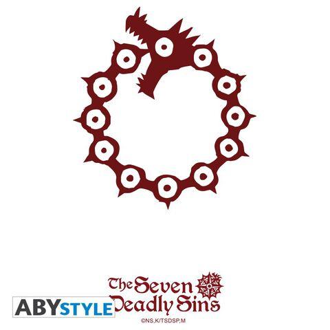 Verre - The Seven Deadly Sins - Emblème