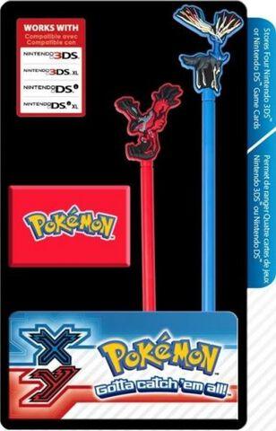 Sacoche Pokémon X & Y