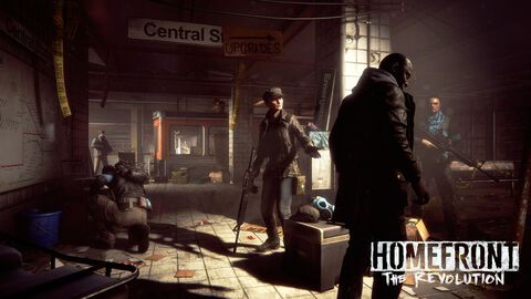 Season Pass Homefront The Revolution (expansion Pass) Ps4