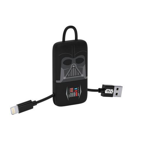 Chargeur Porte-clés - Star Wars - Lightning Dark Vador
