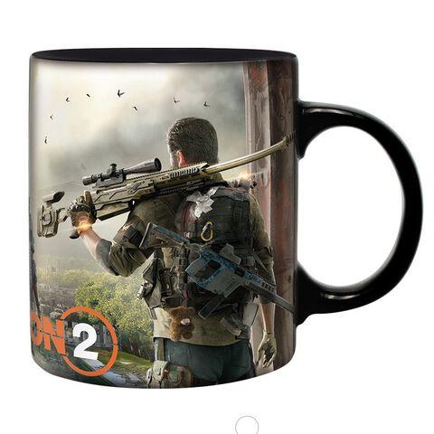 Mug - The Division 2 - Capitole 320 ml