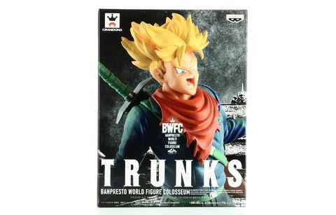Figurine - Dragon Ball Z - Banpresto World Colosseum Vol 6 Trunks