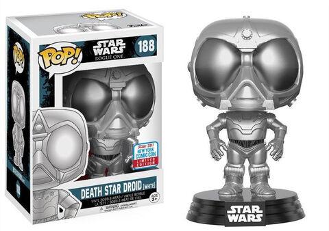 Figurine Funko Pop! N°188 - Star Wars - Death Star Droid (ch)
