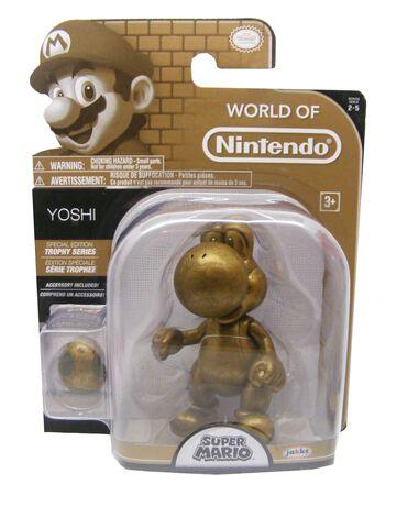 Figurine Trophy Series - Nintendo - Yoshi