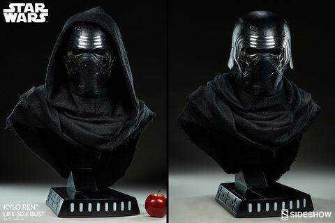 Buste Sideschow Collectibles - Star Wars - Kylo Ren 1/1