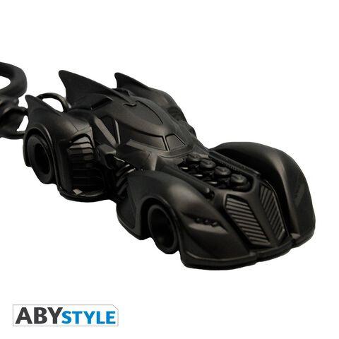 Porte-cles - Batman - 3d Premium Batmobile