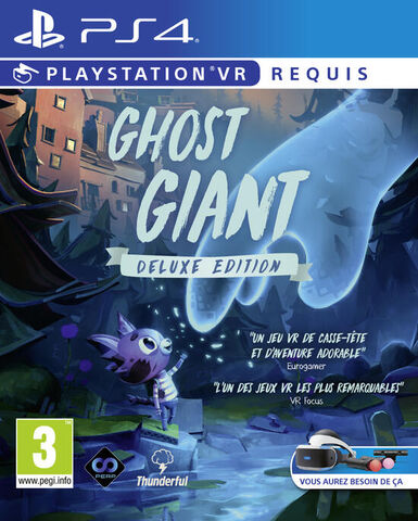 GHOST GIANT VR Deluxe Edition