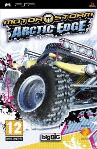 Motorstorm, Arctic Edge