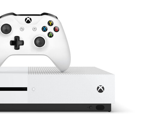 Xbox One S 500 Go - Occasion