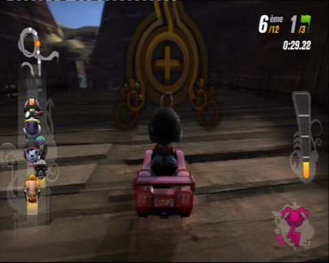 Modnation : Racers