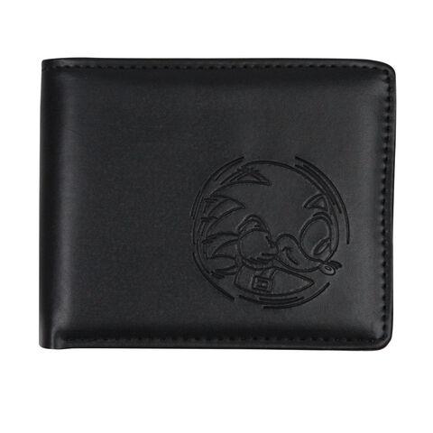 Porte-monnaie - Sonic The Hedgehog - Avec Boîte Métal Sonic