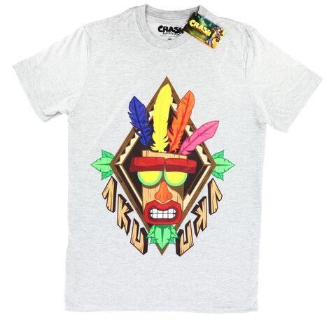 T-shirt - Crash Bandicoot - Aku - Taille M