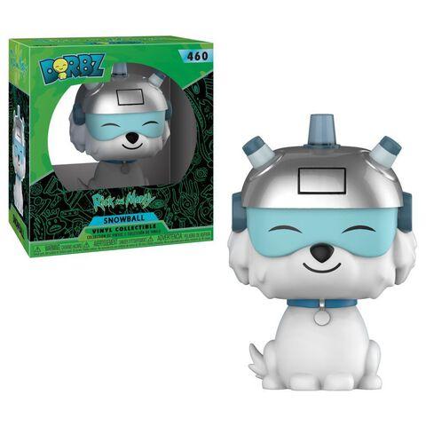 Figurine Dorbz N°460 - Rick et Morty - Snowball