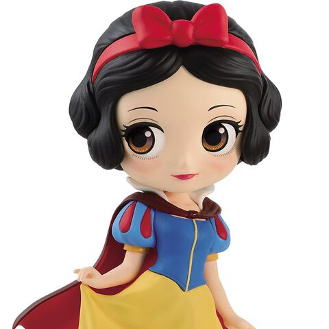 Figurine Q Posket - Blanche-Neige - Blanche-Neige Sweet Princess (ver A) 14 cm
