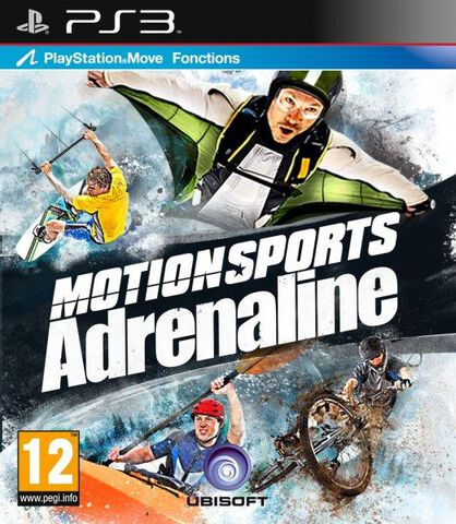 Motionsports Adrenaline (move)