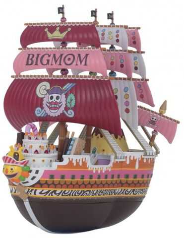 Maquette - One Piece - Grand Ship Collection - Queen Mama Chanter