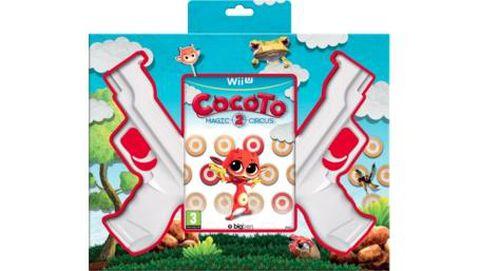 Cocoto Magic Circus + 2 Guns