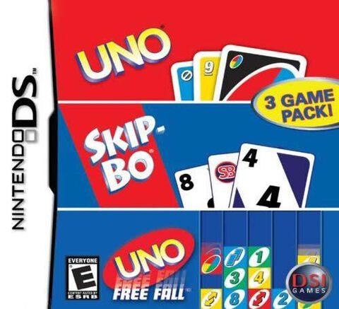 Uno Compilation 3 Jeux
