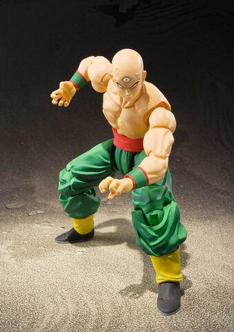Figurine S.h. Figuarts - Dragon Ball Z  - Tenshinhan