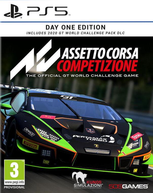 Assetto Corsa Competizione D1 Edition