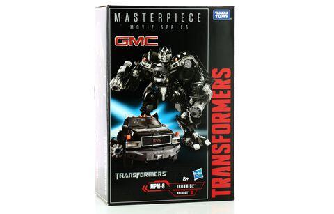 Figurine - Transformers - MV6 Masterpiece TF1 Autobot