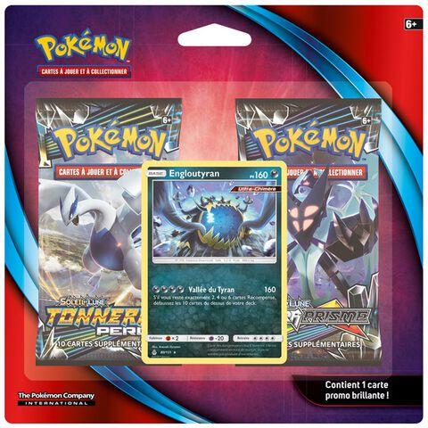Booster - Pokemon - Soleil Et Lune - Pack 2 Boosters Janvier 2019